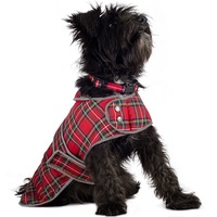Ancol Highland Tartan Dog Coat