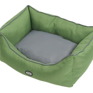 Buster Sofa Beds Green/Steel Grey