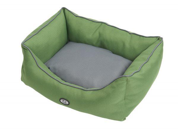 Buster Sofa Beds Green/Steel Grey
