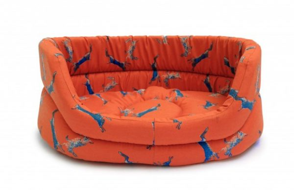 Danish Design Woodland Hares Slumber Bed