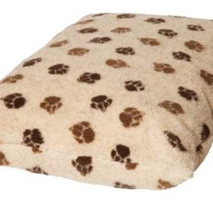 Fleece Paw Print Deep Duvet