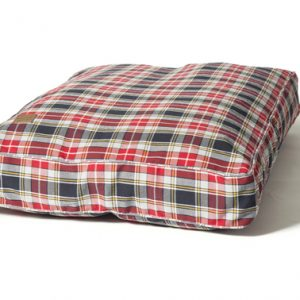 Lumberjack Red/Grey Box Dog Duvets