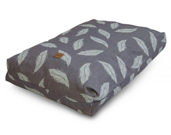 Retreat Eco-Wellness Grey/Duck Egg Duvet