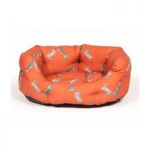 Woodland Hares Deluxe Slumber Bed