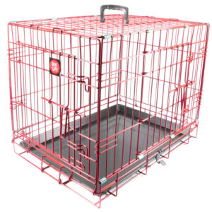 Red Training Crate